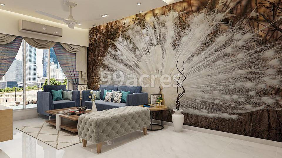 Anchor Residency Living Room