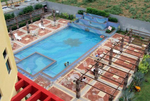 Ansal Sushant City 1 Swimming Pool