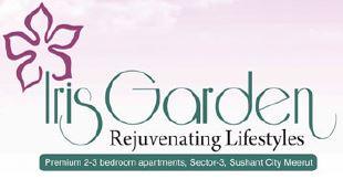 LOGO - Sushant City Iris Garden