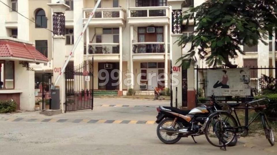 Ansal Harmony Homes Entrance