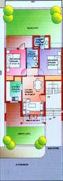 2 BHK Apartment in Ansals Sushant Floors