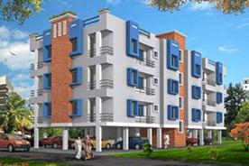 Ansu Infra Services Ansu Sanskar Residency Madanpur, Bhubaneswar