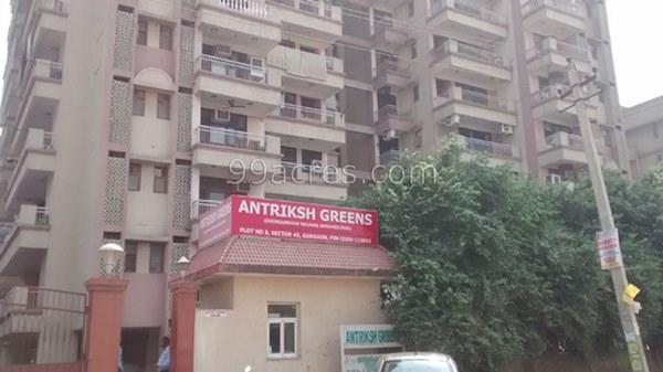 Antriksh Green Elevation