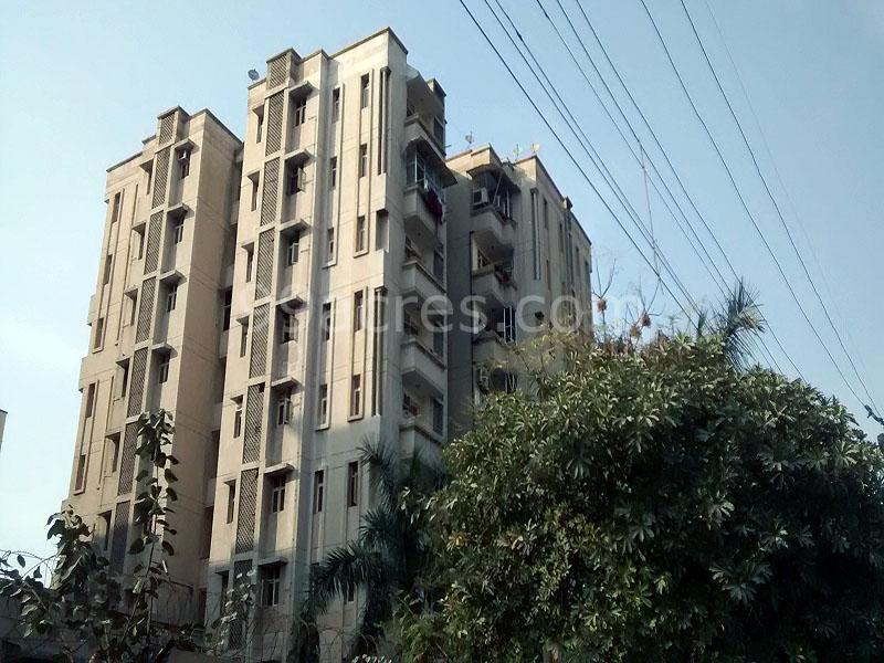 Antriksh Indraprastha Apartments Elevation
