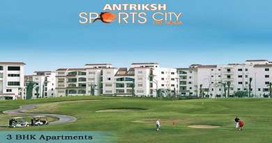 The Antriksh Group Antriksh Sports City Sector-150 Noida