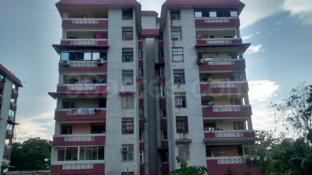 Antriksh Rashi Apartments Elevation