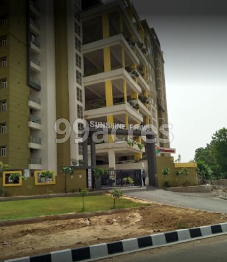 Dhanuka Sunshine Prime Entrance