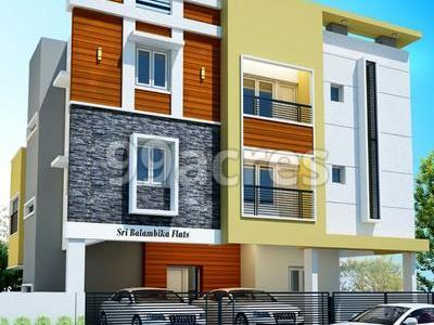 Anushree Construction Anushree Sri Balambika Flats Medavakkam, Chennai South