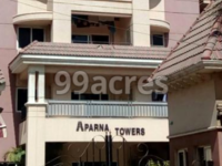 Aparna Towers in Hanuman Nagar, Hyderabad