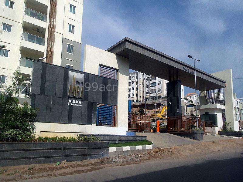 Aparna Aura Hyderabad, Ambedkar Nagar   Price List, Brochure, Floor Plan
