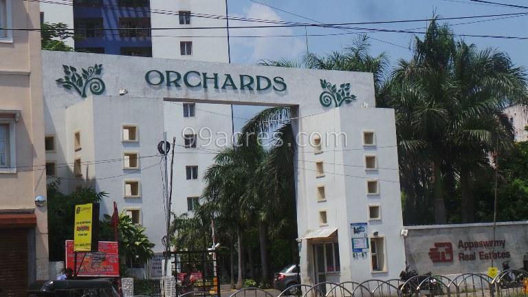 Appaswamy Orchards Entrance