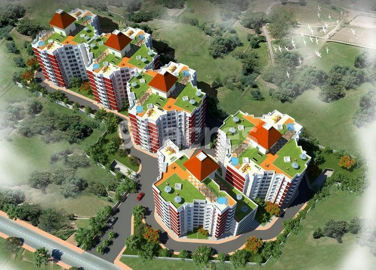 Aratt Vivera Aerial View