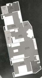 2 BHK Apartment in Aries Upscale