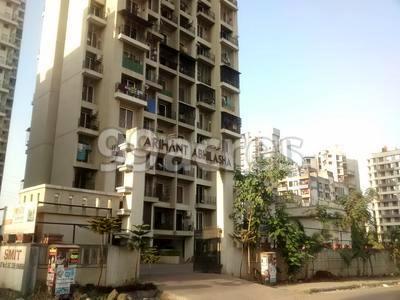 Arihant Superstructures Builders Arihant Abhilasha Sector-35G Kharghar, Mumbai Navi