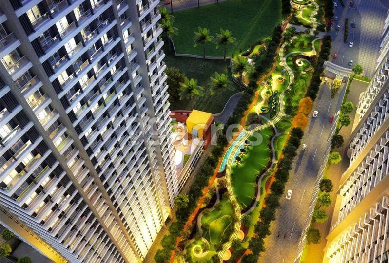 Arihant Aspire Exterior Landscape Garden