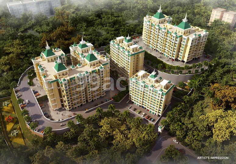 Arihant Aloki Aerial View