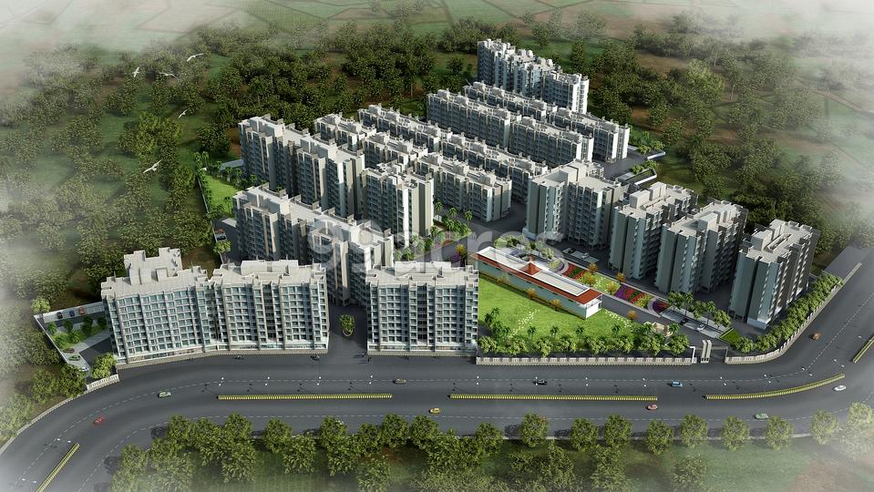 Arihant Arshiya Aerial View