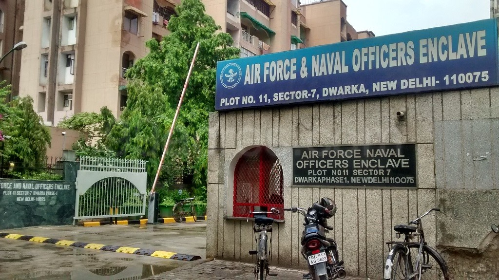 CGHS Group Delhi CGHS Air Force and Naval Officers Enclave Sector-7