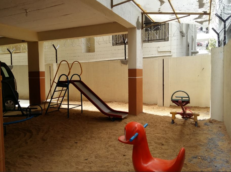 ARS Greenshire Children's Play Area