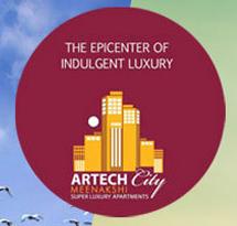 LOGO - Artech City Meenakshi