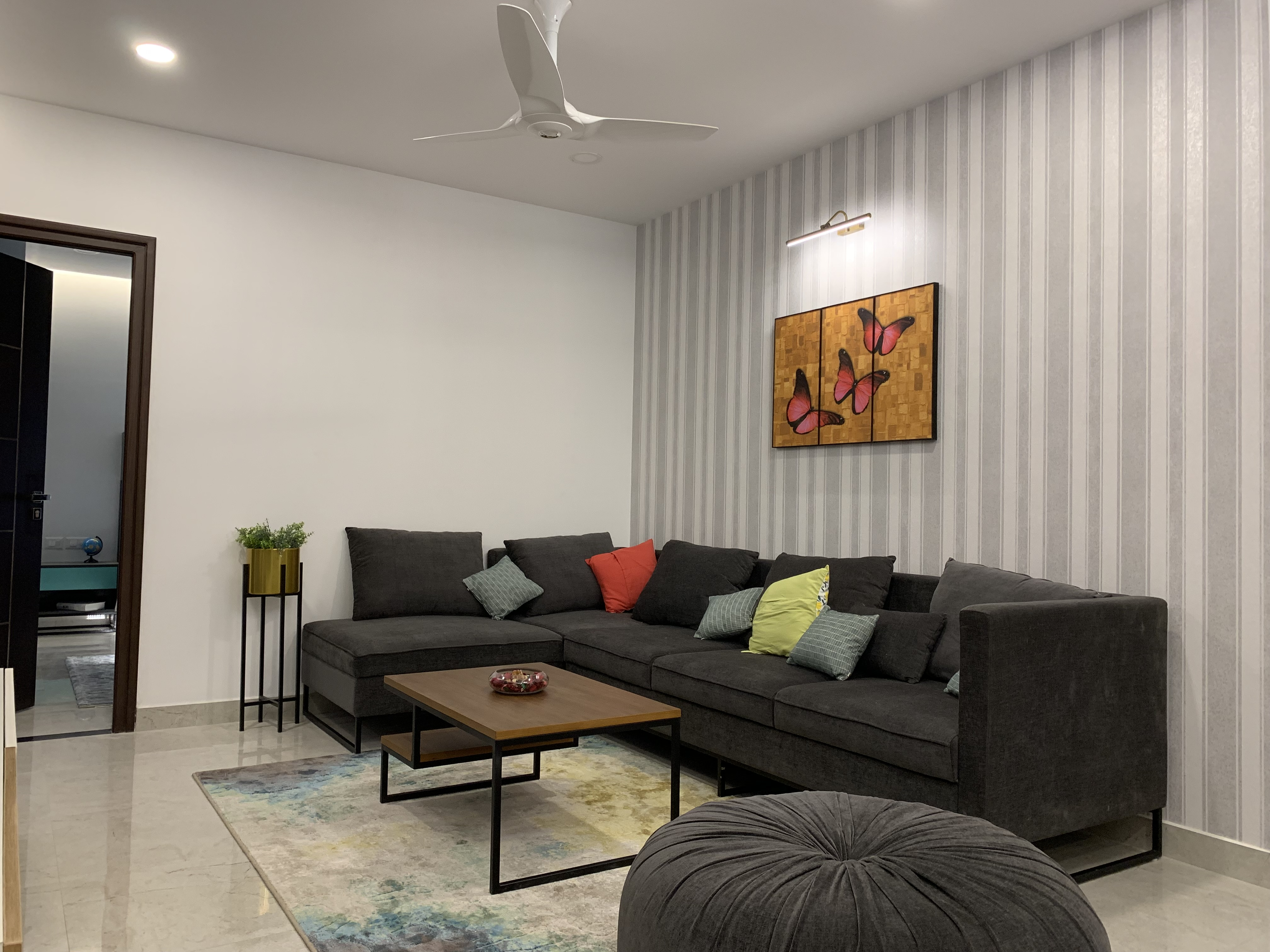 Artech Metropolis Living Room