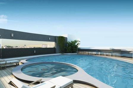 Artech Varsha Artistic Swimming Pool