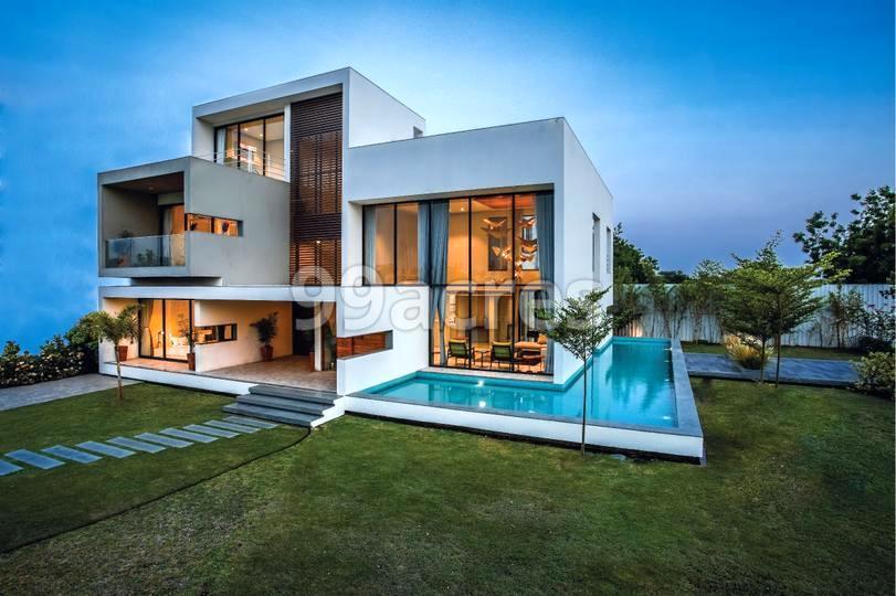 Arvind  Uplands One Villas