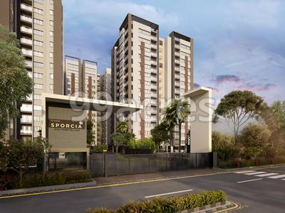 Arvind SmartSpaces Ltd and Lalbhai Group of Company Arvind Sporcia Hebbal, Bangalore North