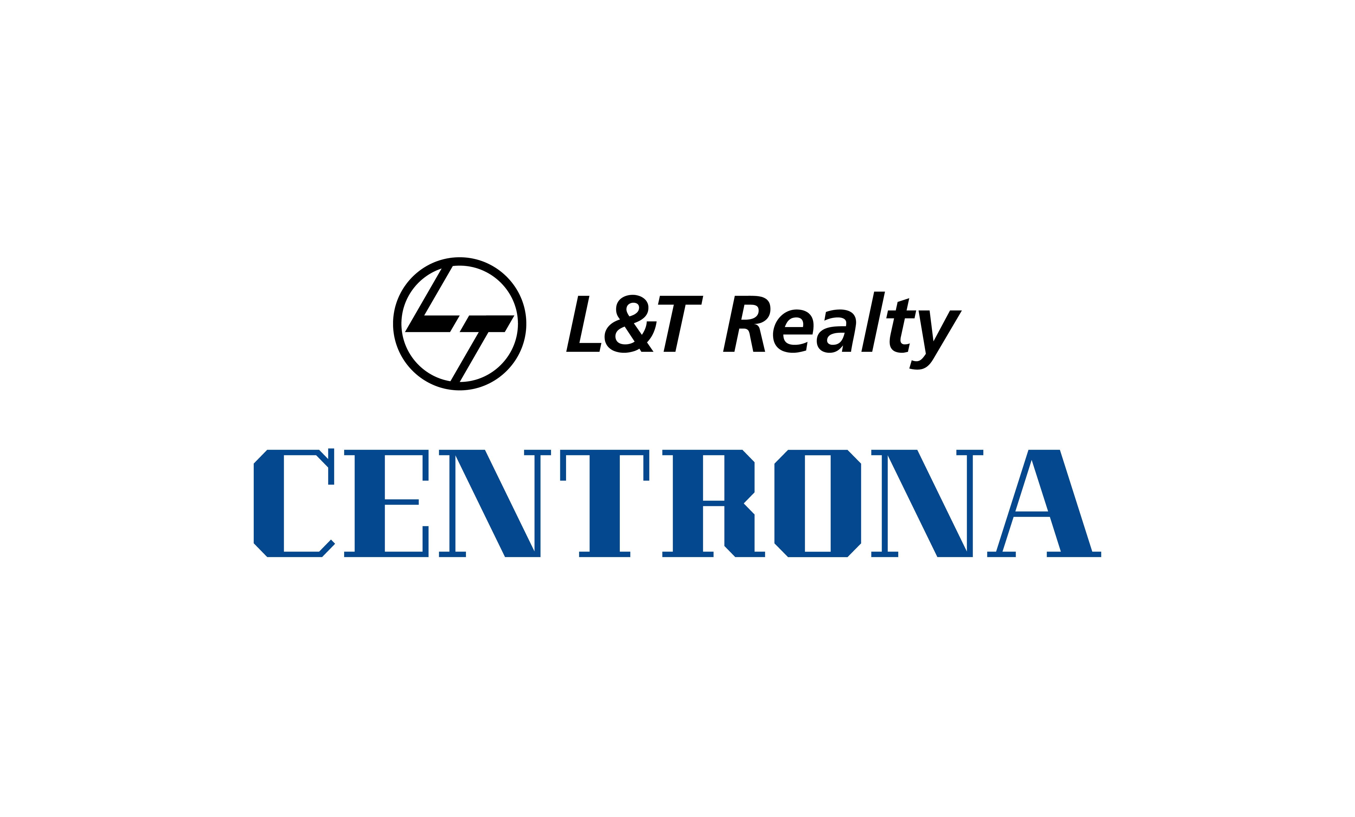 L and T Realty Centrona Central Mumbai suburbs