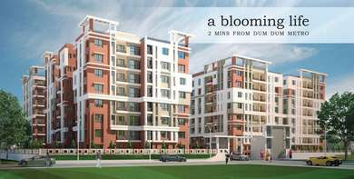 Padmalaya Projects and Spotlight and Aryan Group Padmalaya Apartments Dum Dum Metro, Kolkata North