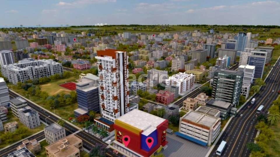 Nivasti Aurous Aerial View
