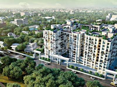 Ascon Infrastructure India Builders Ascon Era Chinar Park, Kolkata East