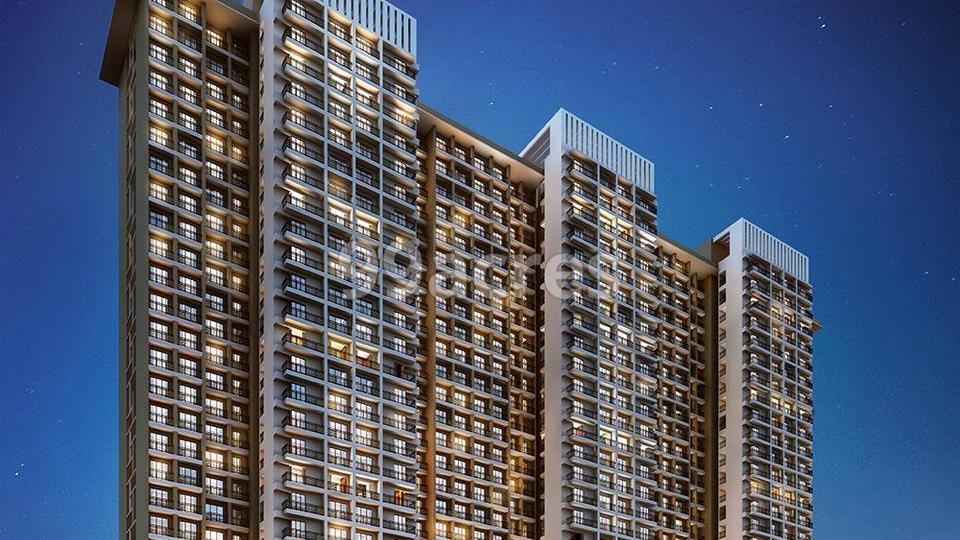 Ashar Metro Towers Elevation