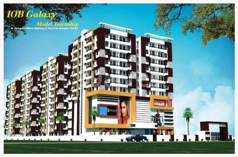 Ashirwad Engicon Group Ashirwad IOB Galaxy Model Township
