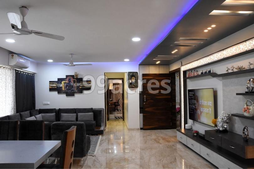 Ashtavinayak Kharghar One Living Room