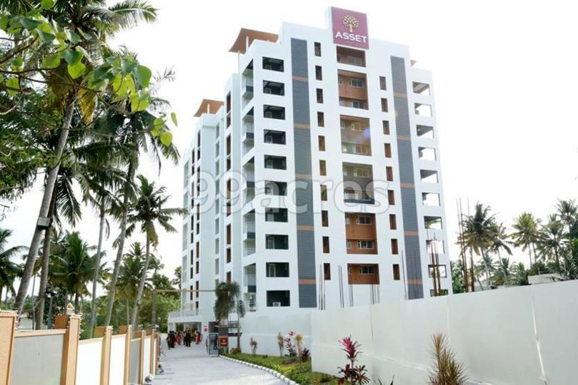 Asset Homes Asset Hillcrest Thames Vattiyoorkkav Trivandrum