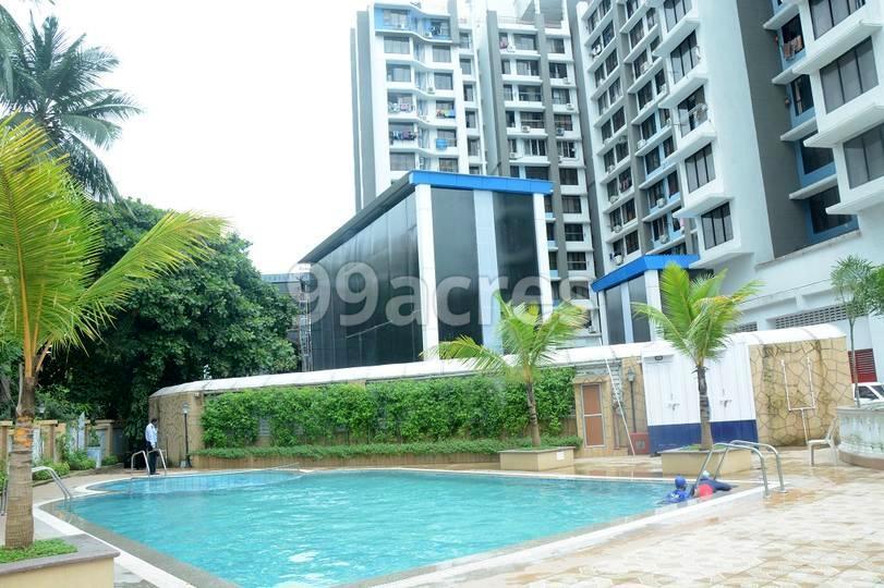 Atul Blue Fortuna Swimming Pool