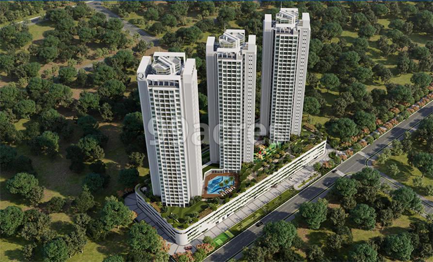 Aurum Q Residences Aerial View
