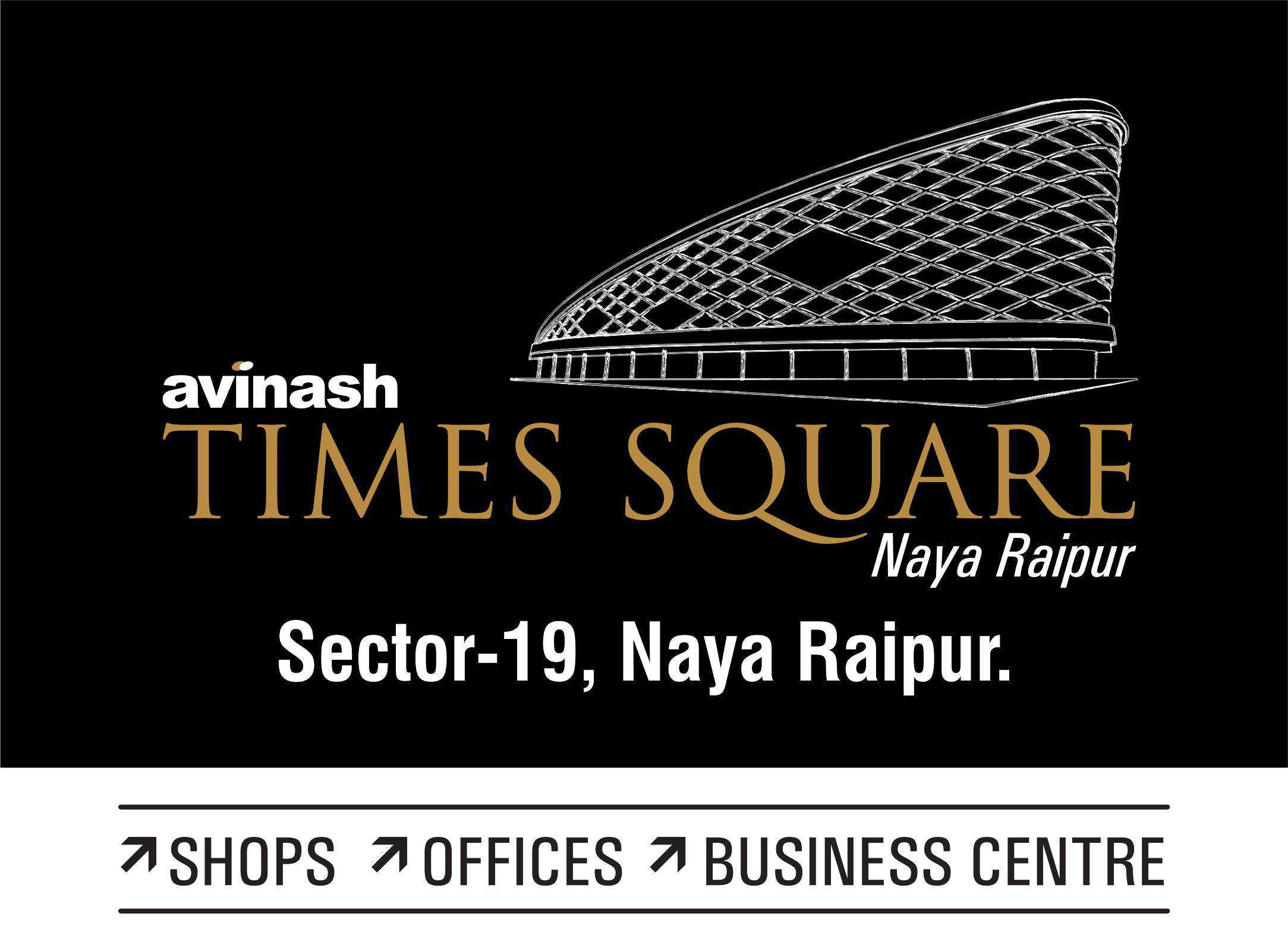 LOGO - Avinash Times Square