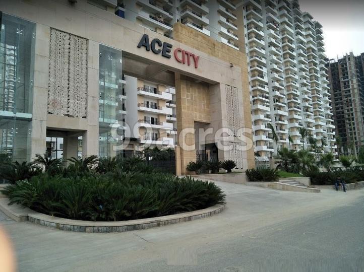 Ace City Entrance