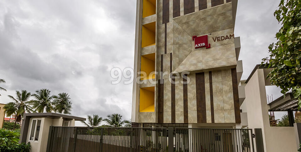 Axis Vedam Entrance