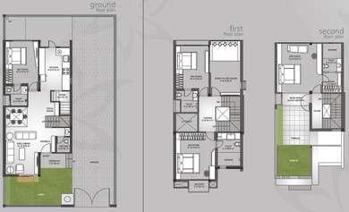 5 BHK Apartment in BR Poonam Pride