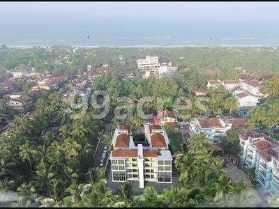 B and F Realty B and F Bellagio Rezidencia Calangute, North Goa