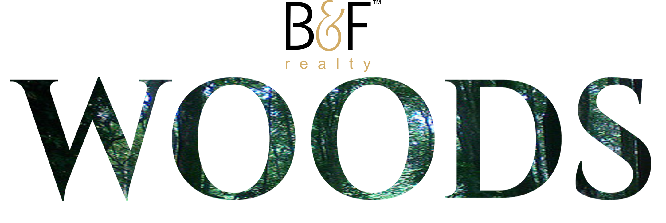 LOGO - B and F Woods