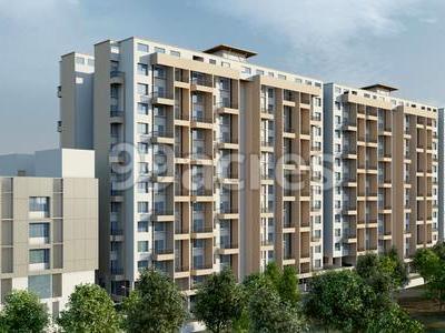 Bu Bhandari Landmarks Builders BU Bhandari Vaastu Viva Wakad, Pune