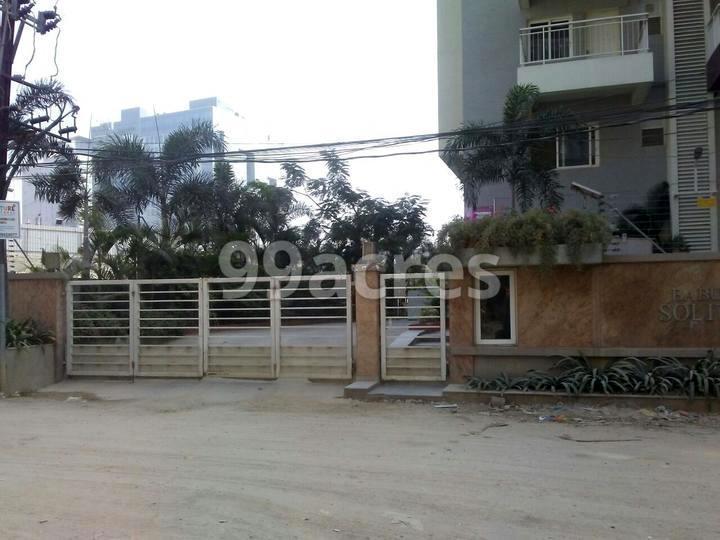 Babukhan Properties Builders Babukhan Solitaire P Janardhan Reddy