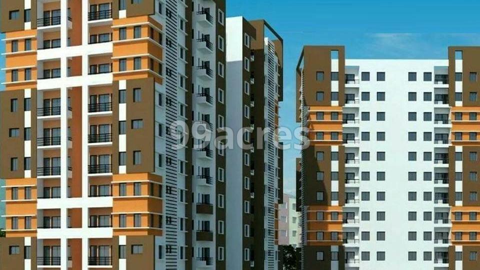 Balajee Complex Elevation
