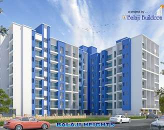 Balaji Buildcon Builders Balaji Heights Titwala, Mumbai Beyond Thane