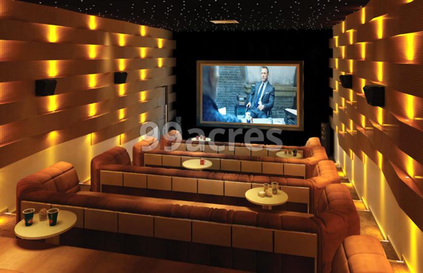 BBCL Breeze Residences Artistic Mini Theatre