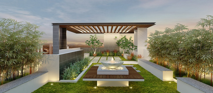 BBCL Ananya Terrace Garden